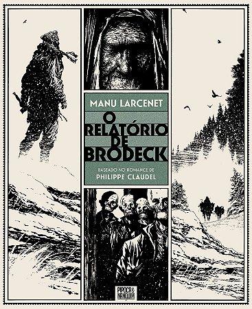 O Relatório de Brodeck - Volume Único