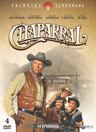 CHAPARRAL - Primeira Temporada - Vol. 1