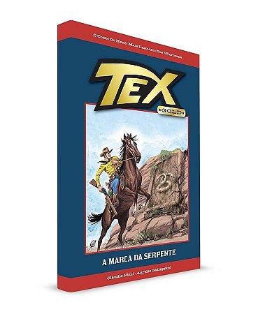 Tex Gold Vol.20-A Marca da Serpente