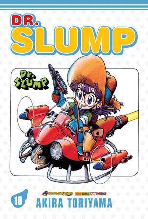 PRÉ-VENDA DR. SLUMP VOL. 10