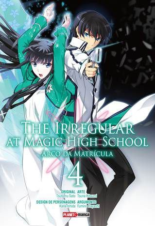 The Irregular at Magic High School - Arco da Matrícula Vol. 04