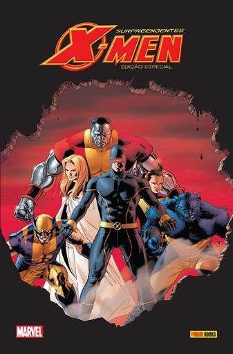 SURPREENDENTES X-MEN: EDIÇÃO ESPECIAL.