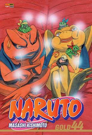 Naruto Gold Vol. 44
