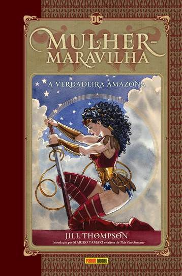 MULHER-MARAVILHA: A VERDADEIRA AMAZONA
