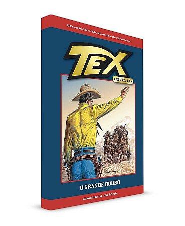 Tex Gold Vol.23-O Grande Roubo