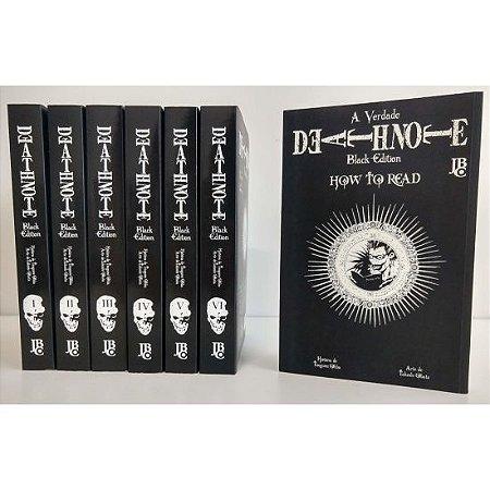 Coleção Deathnote- Volumes 1 ao 6