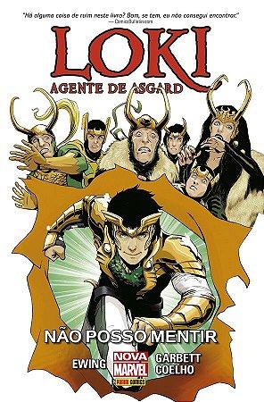 Loki - Agente De Asgard - Nao Posso Mentir