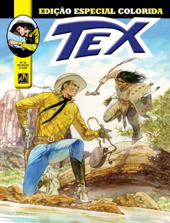Tex Especial Colorida vol. 12