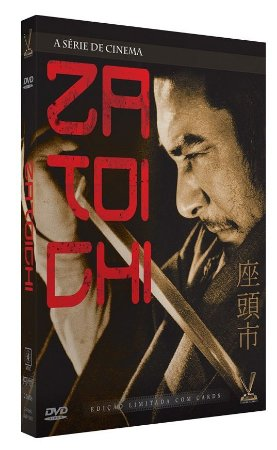 ZATOICHI – A SÉRIE DE CINEMA  ED. LIMITADA-20/04