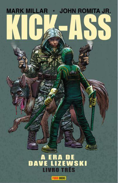 KICK-ASS: A ERA DE DAVE LIZEWSKI - VOL. 3