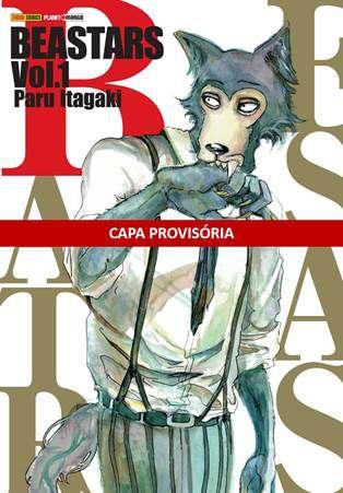 Beastars  Vol. 1-ENTREGAS APÓS 30/04/2019
