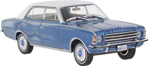 Miniatura Opala Comodoro Sedan 1975-Escala 1/43-Edição 71