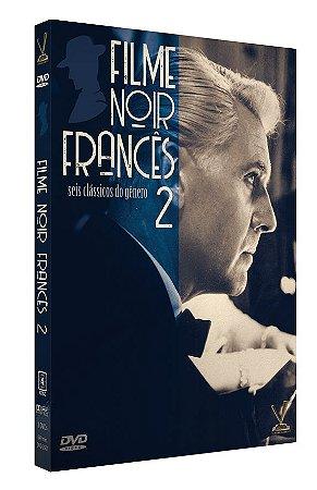 FILME NOIR FRANCÊS VOL. 2