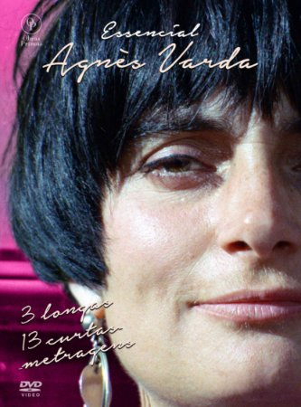 Essencial - Agnès Varda - Digistak com 3 DVD's