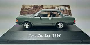 FORD DEL REY 1984 ED 143