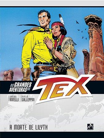 Tex-A Morte de Lilyth