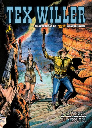 Tex Willer Vol. 4