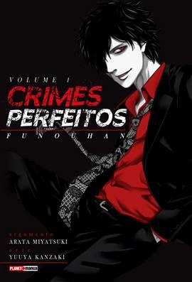 Crimes Perfeitos - Funouhan Vol. 1