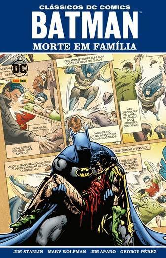 PRÉ-VENDA BATMAN: MORTE EM FAMÍLIA