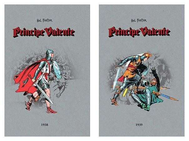 Príncipe Valente #2 (1938) e #3 (1939)
