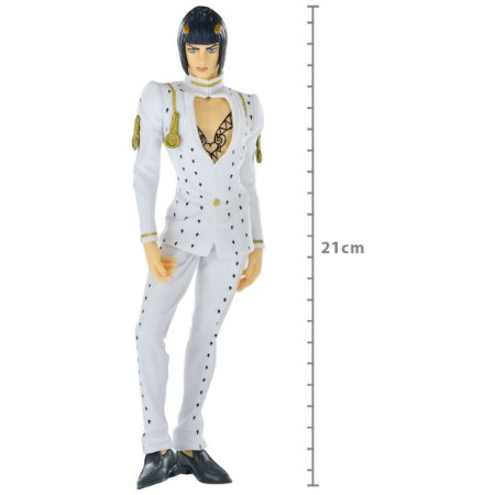 ACTION FIGURE - JOJO BIZARRE ADVENTURES GOLDEN WIND - BRUNO BUCHARATY