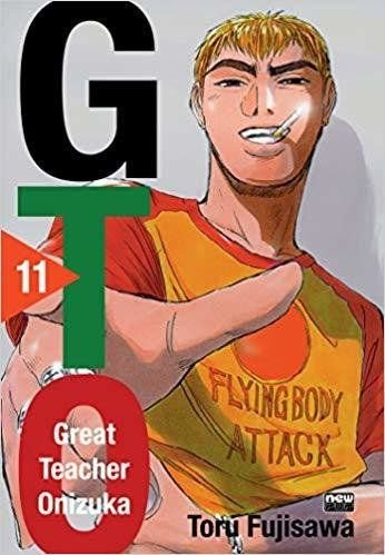 GTO. Great Teacher Onizuka 11
