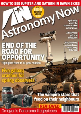 ASTRONOMY NOW APRIL 2019