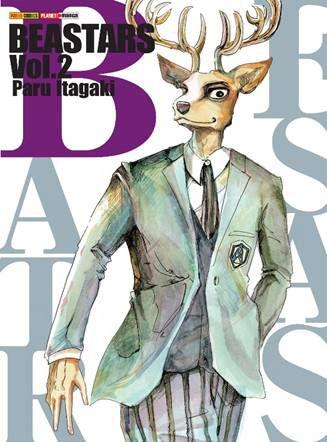 PRÉ-VENDA Beastars Vol. 02