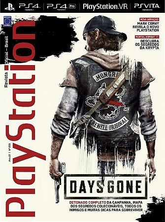 Revista PlayStation Maio 2019 - Edição 256