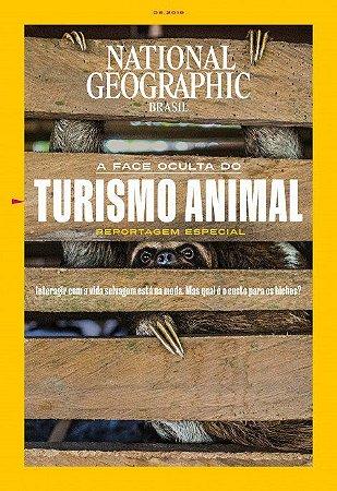 National Geographic Brasil - A FACE OCULTA DO TURISMO ANIMAL