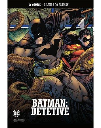 Coleção Graphic Novels Batman - A lenda do batman - Vol. 2 - Batman: Detetive