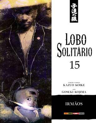 LOBO SOLITÁRIO VOL. 15