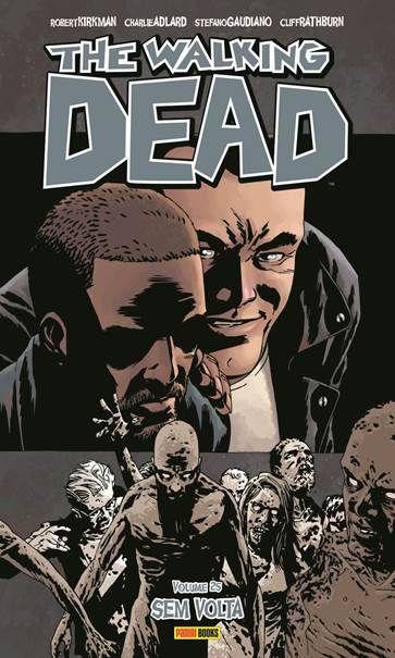 The Walking Dead Vol. 25 - Sem Volta.