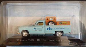 PEUGEOT T4B RH AUTOMORES (1967)