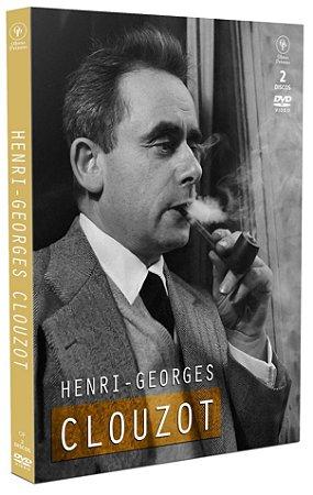 Henri-Georges Clouzot (Digipak com 2 DVD's)