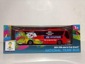 NATIONAL TEAM BUS 2014 FIFA WORLD CUP BRAZIL-COREIA DO SUL