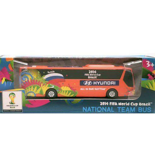NATIONAL TEAM BUS 2014 FIFA WORLD CUP BRAZIL-HOLANDA
