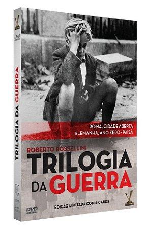 TRILOGIA DA GUERRA EDIÇÃO LIMITADA COM 6 CARDS