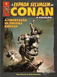 A ESPADA SELVAGEM DE CONAN VOL.2