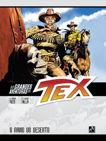 AS GRANDES AVENTURAS DE TEX VOL.3