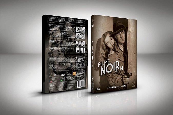 FILME NOIR vol. 14  ED. LIMITADA COM 6 CARDs