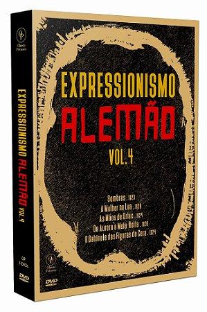 Expressionismo Alemão Vol. 4 [Digistak com 3 DVD's]