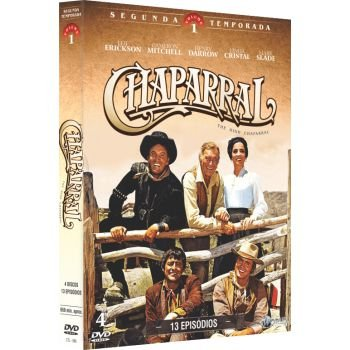 CHAPARRAL - Segunda Temporada - Vol. 1