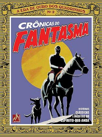 CRÔNICAS DO FANTASMA VOL 2