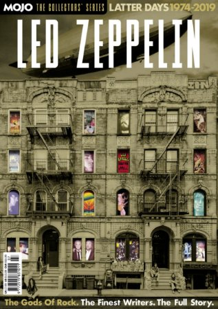 MOJO THE COLLECTORS SERIES LED ZEPPELIN