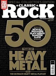 CLASSIC ROCK 50 ANOS DE HEAVY METAL