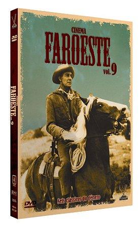 CINEMA FAROESTE vol. 9  EDIÇÃO LIMITADA COM 6 CARDs  (Caixa com 03 DVDs)