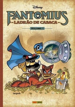 FANTOMIUS -LADRAO DE CASACA VOL 1