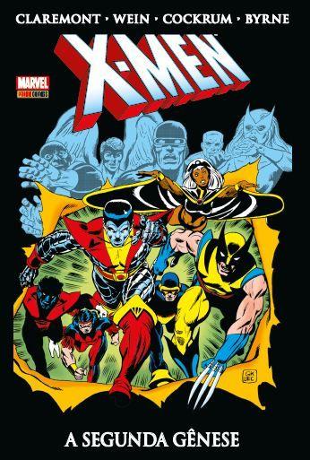 X-MEN A SEGUNDA GENESE