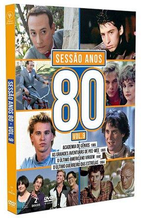 Sessão Anos 80 Volume 09